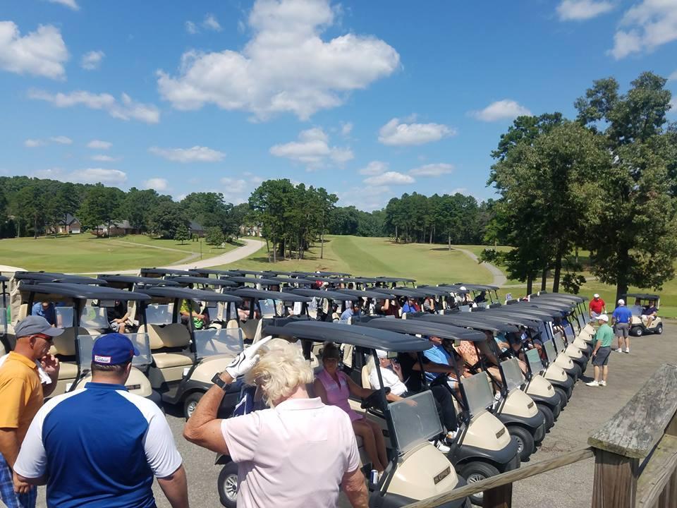 Rowan County Republican Party 3rd Annual Patriot's Golf Tournament
