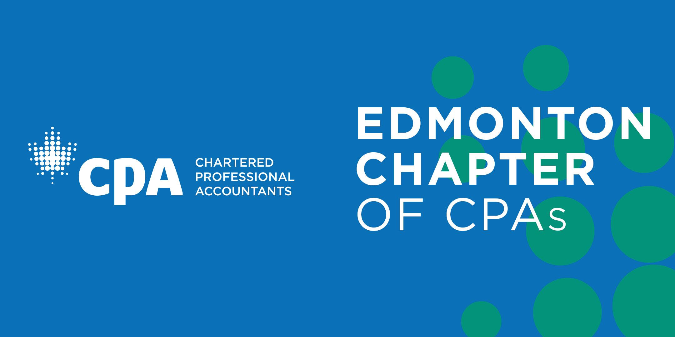 CPA Edmonton Charity Golf Tournament 2018 RESCHEDULED