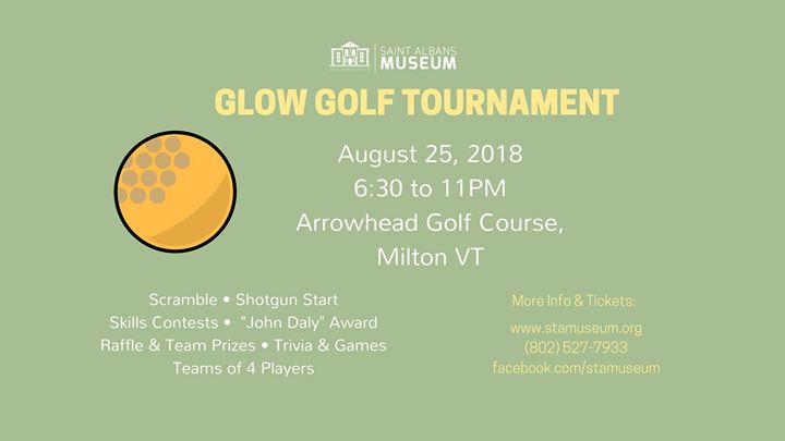 SAM Glow Golf Tournament