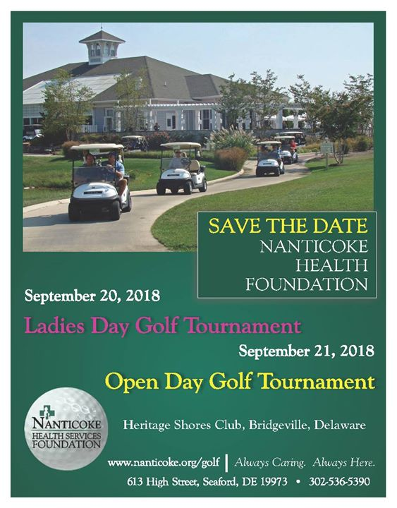 NHS 32nd Annual Golf Tournament