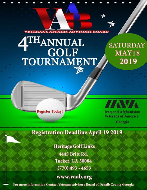 VAAB Charity Golf Tournament