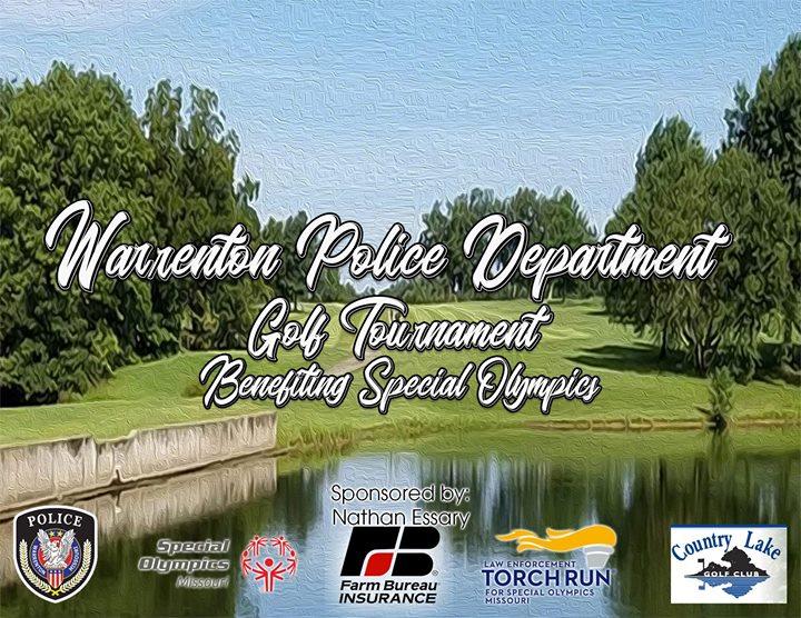 Warrenton Police Department Golf Tournament