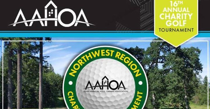 2019 Northwest Region Charity Golf Tournament