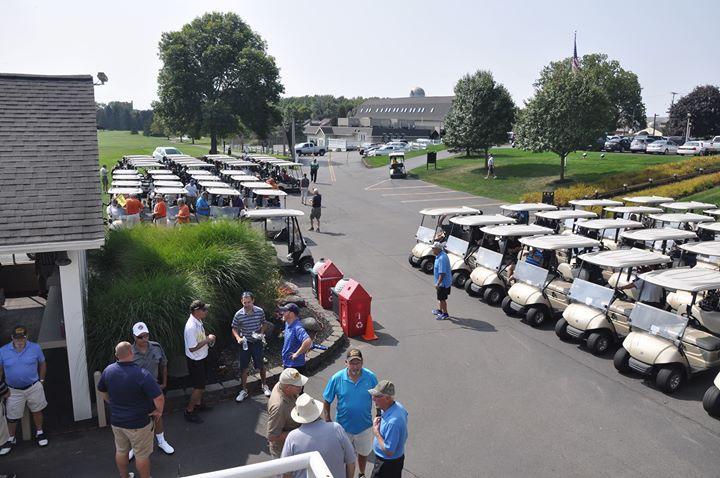 Annual VFW Golf Tournament