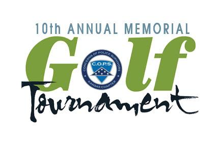 Kansas Concerns of Police Survivors 10th Annual Memorial Golf Tournament