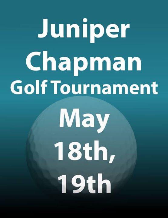 Juniper Chapman Golf Tournament