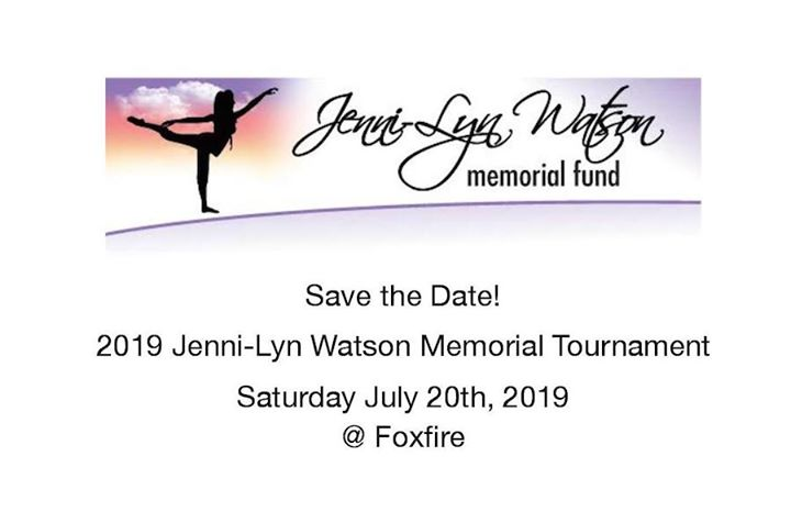 9th Annual Jenni-Lyn Watson Golf Tournament