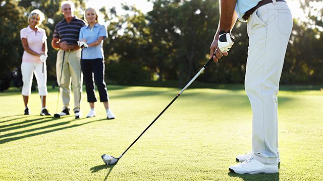 New Golfer