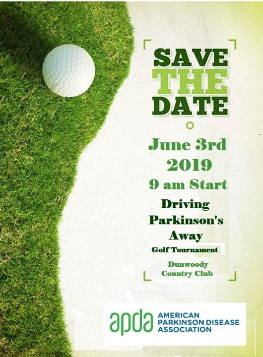 Parkinson's Golf Tournament