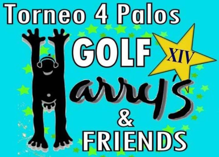 Harry's & Friends 4 palos golf tournament