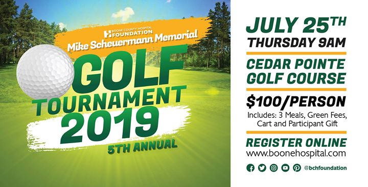 Mike Scheuermann Memorial Golf Tournament