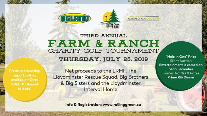 Farm & Ranch Charity Golf Tournament