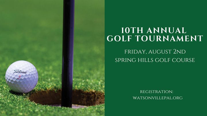 10th Annual WPAL Golf Tournament