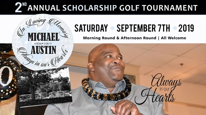 2nd Annual Scholarship Golf Tournament