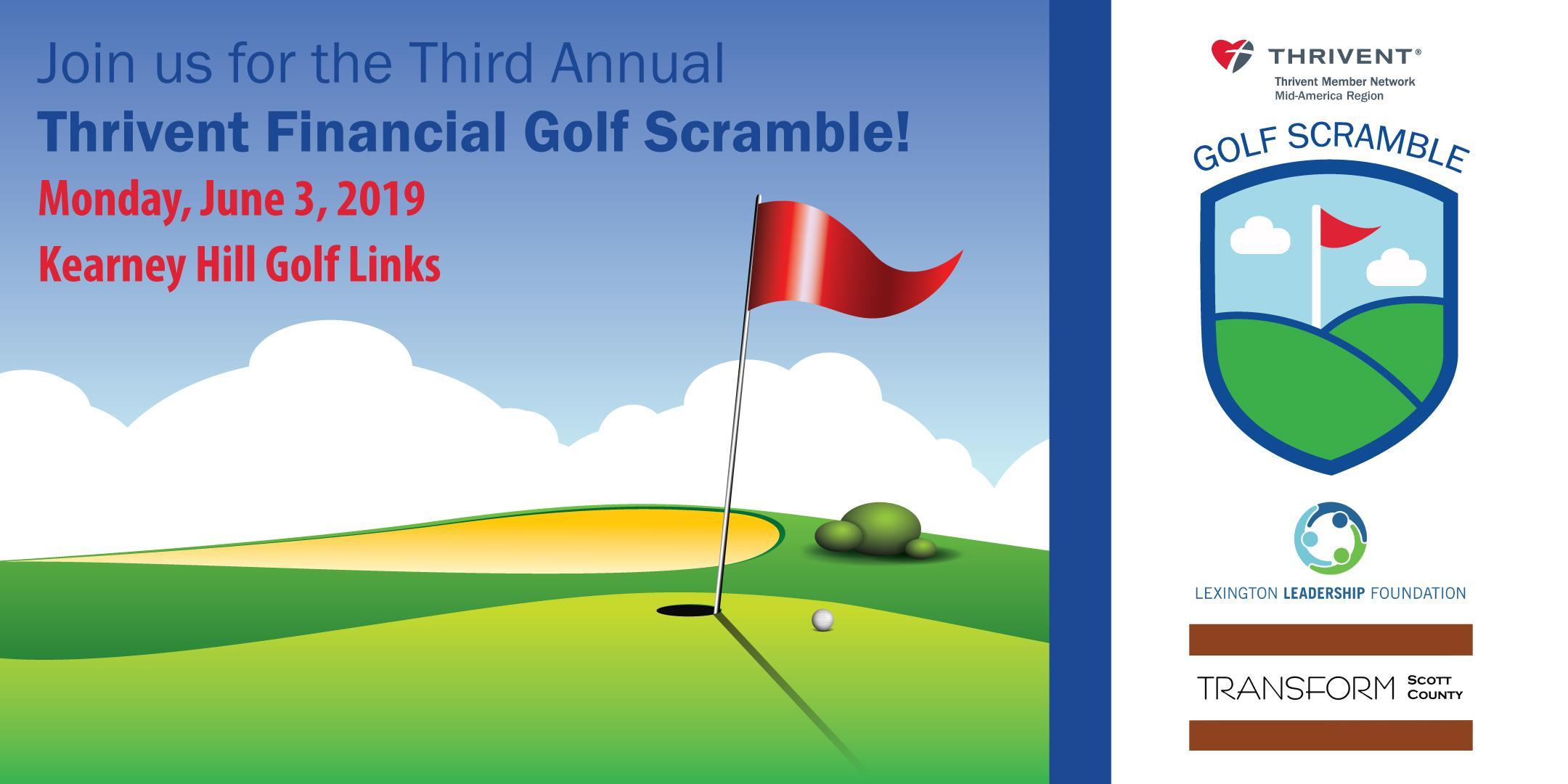 Thrivent Financial Golf Scramble