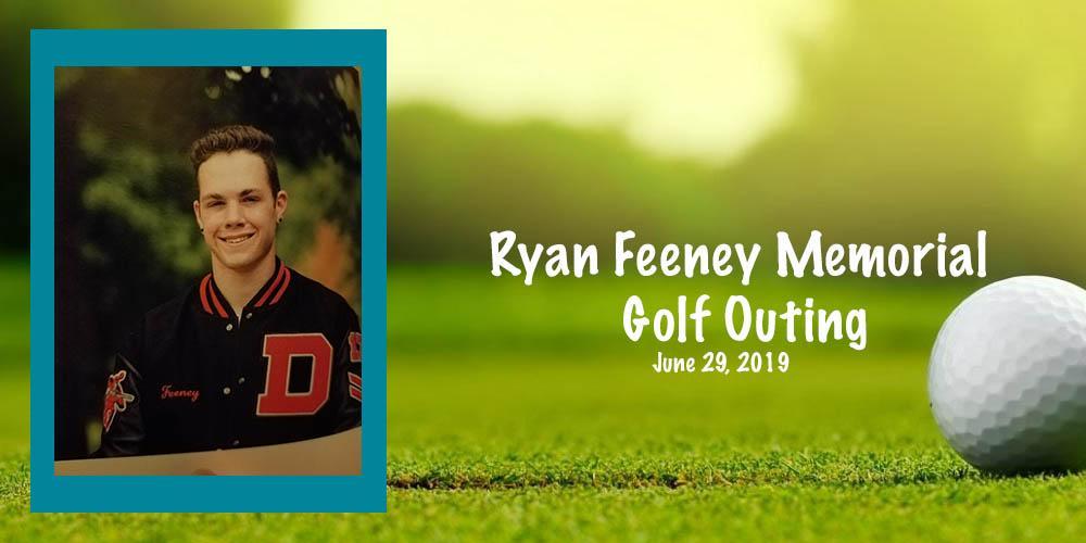 2nd annual Ryan Feeney Memorial Golf Outing