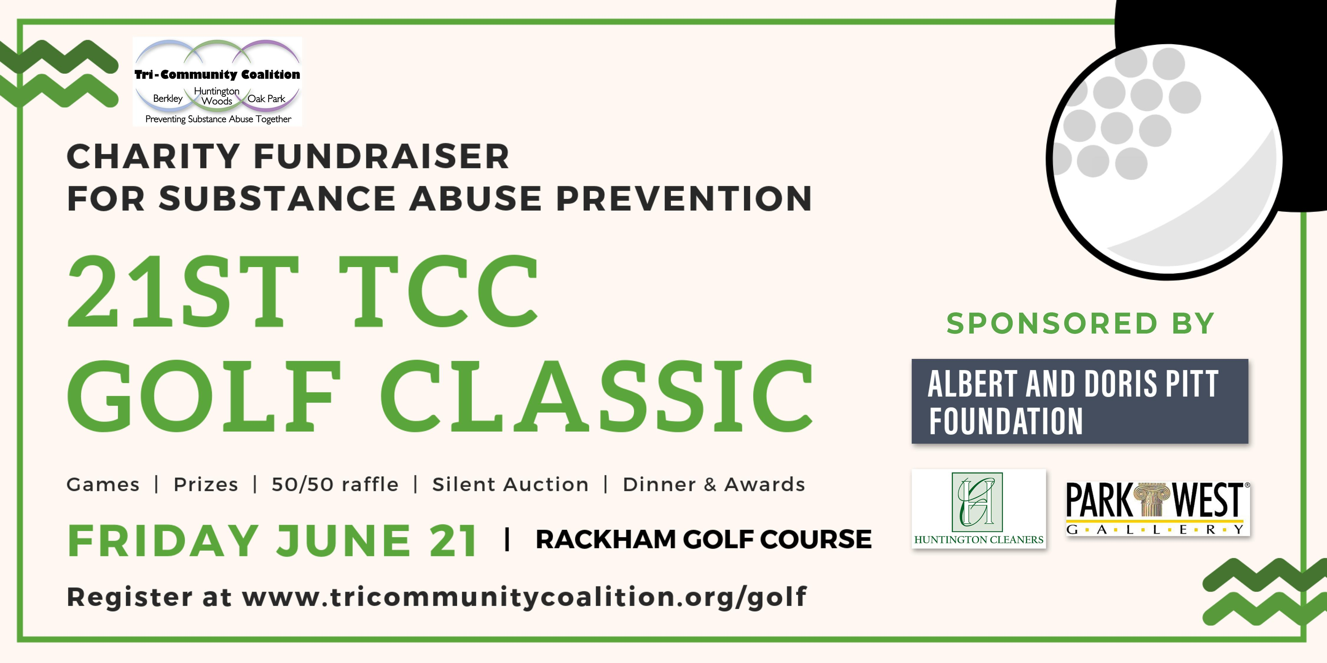 Charity Golf Classic for the Tri-Community Coalition