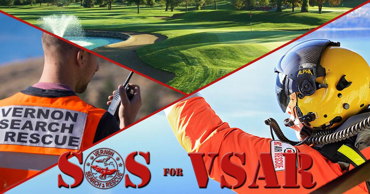 SOS VSAR 1st Annual Golf Tournament