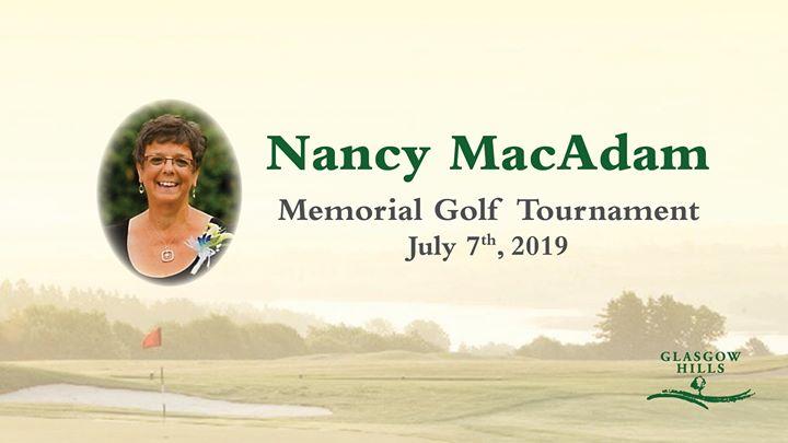 Nancy MacAdam Memorial Golf Tournament