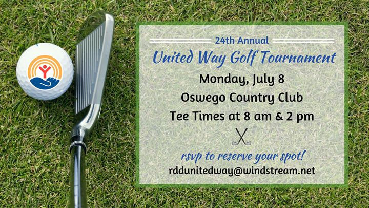 24th Annual United Way Golf Tournament