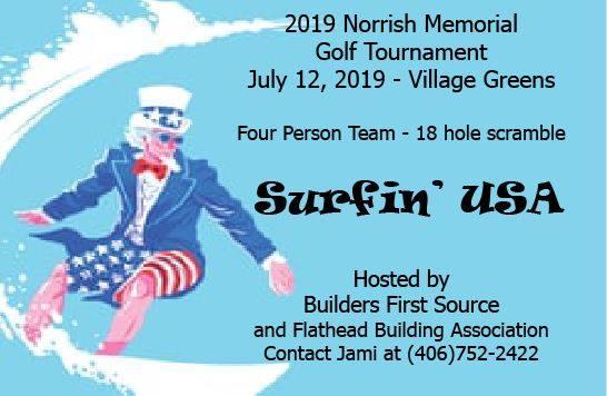 Norrish Memorial Golf Tournament