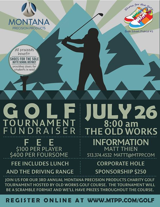 3rd Annual MPP Charity Golf Tournament
