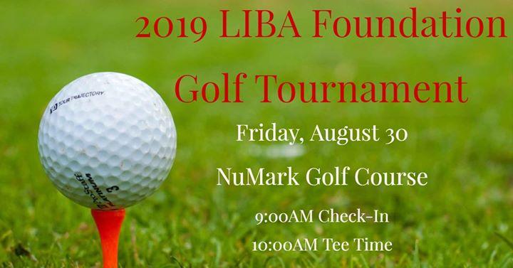 LIBA Foundation Golf Tournament 2019