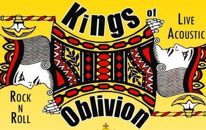 Kings of Oblivion Live at the DEEG Golf Tournament