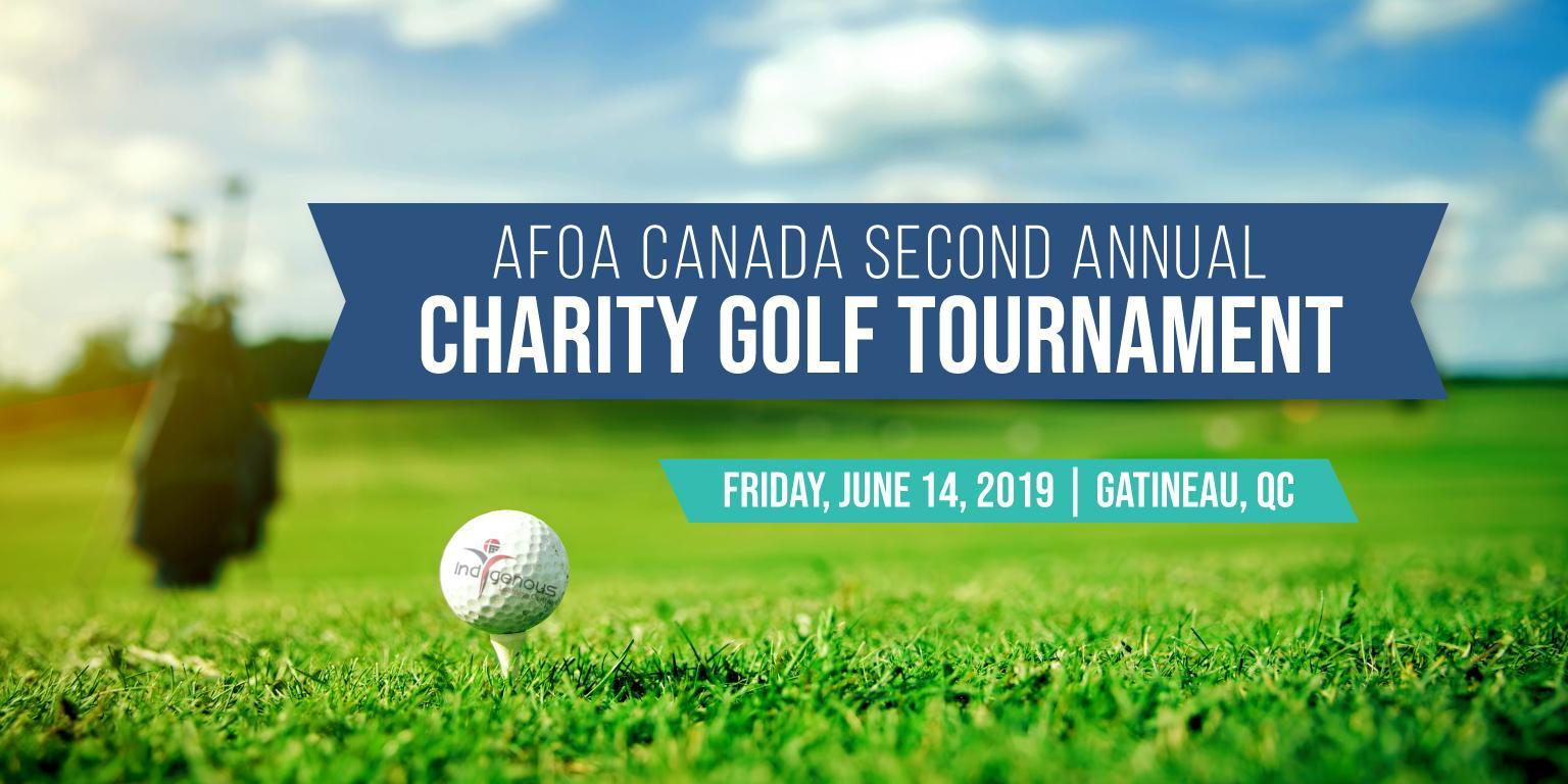 AFOA Canada Second Annual Charity Golf Tournament