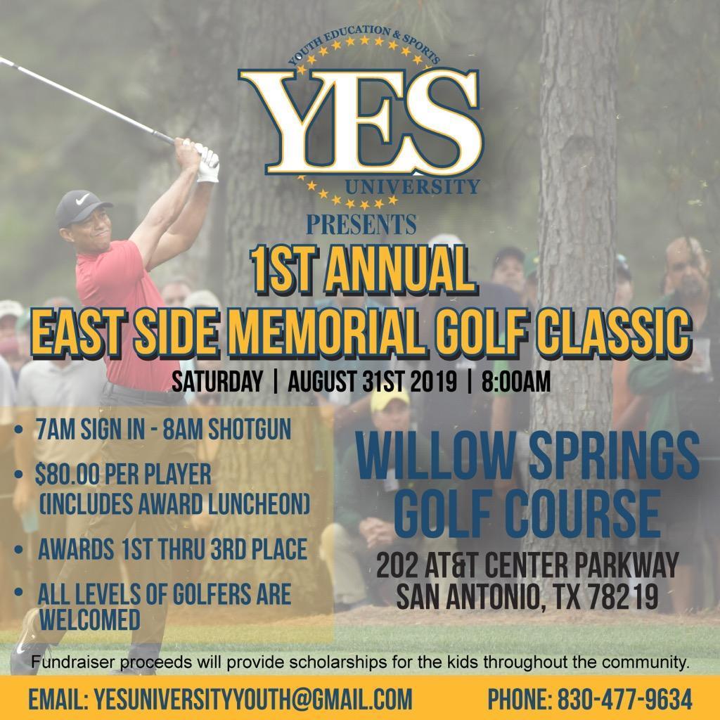 Eastside Memorial Golf Classic