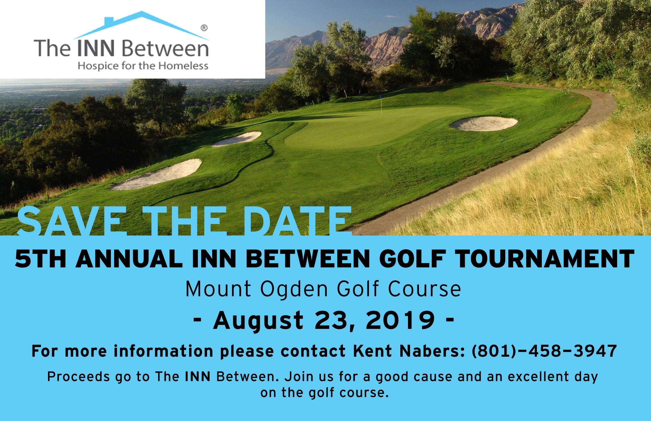 5th Annual Mount Ogden Golf Tournament