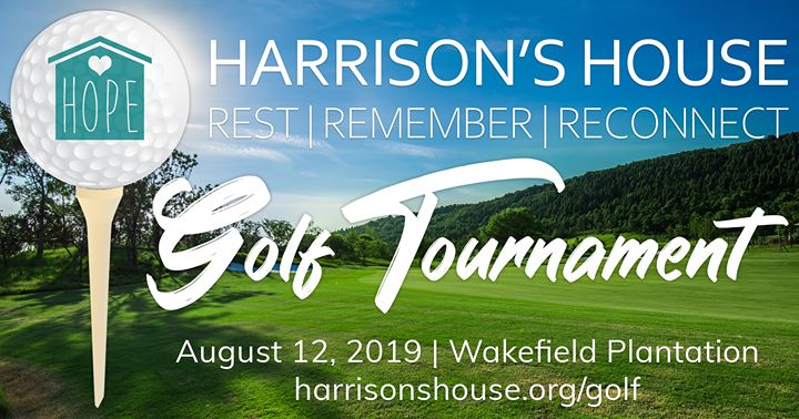 Harrison's House Golf Tournament