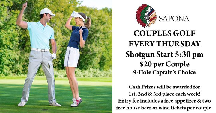 Couples Golf Tournament