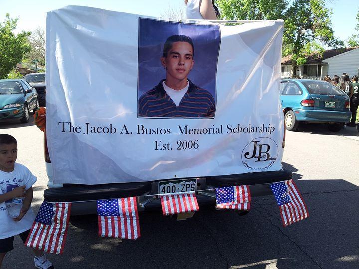 8th Annual Jacob A. Bustos Memorial Golf Tournament