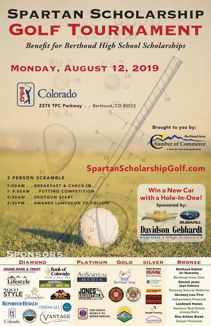 Spartan Scholarship Golf Tournament