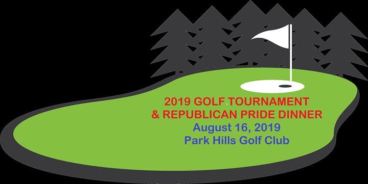 Golf Tournament & Republican Pride Dinner
