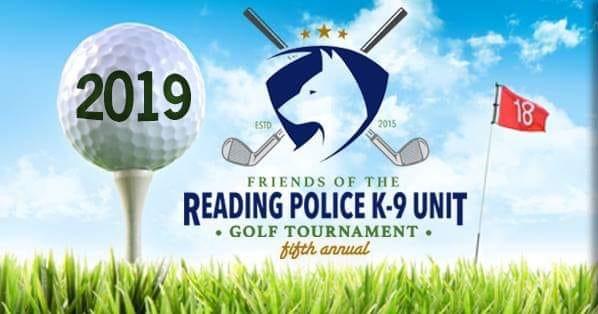Fifth Annual Friends Of RPD K-9 Unit Golf Tournament