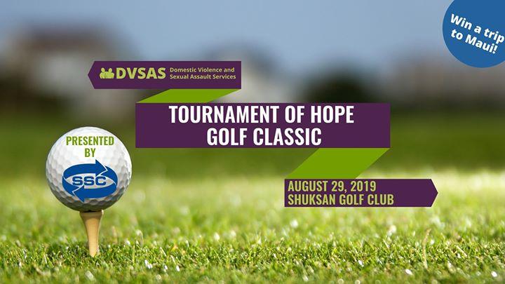 2019 DVSAS Tournament of Hope Golf Classic