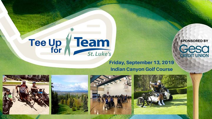 Tee Up for Team St. Luke's Annual Golf Tournament