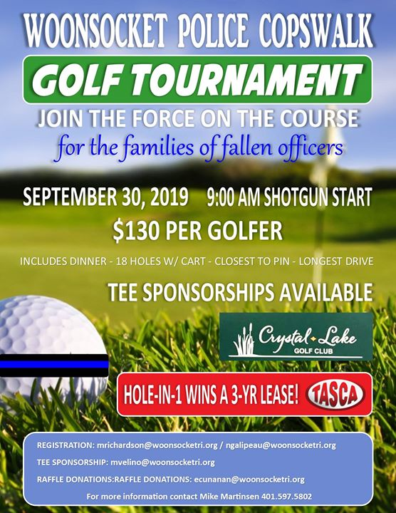 Copswalk Golf Tournament
