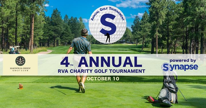 4th Annual RVA Charity Golf Tournament Powered By Synapse