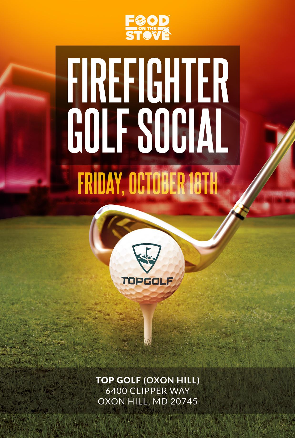 Firefighter Golf Social