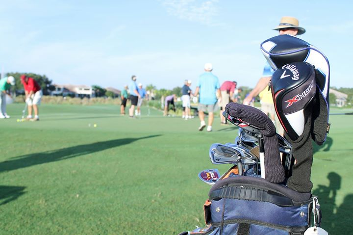 Golf Tournament benefiting Parker Street Ministries