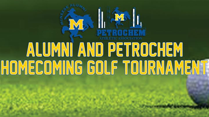 Alumni & Petrochem 2019 Golf Tournament