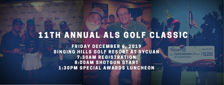 11th Annual ALS Golf Classic