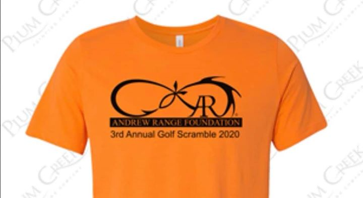 3rd Annual Andrew Range Golf Tournament