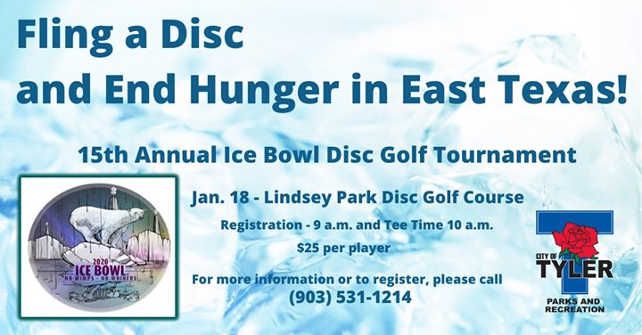 Ice Bowl Disc Golf Tournament