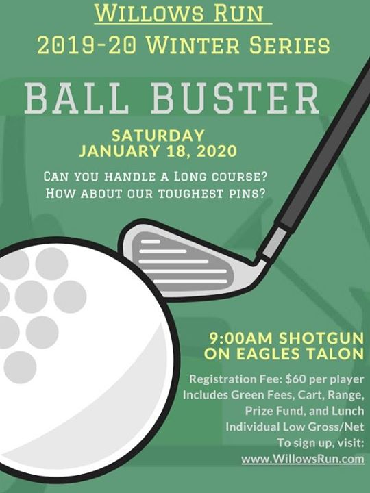 Ball Buster Tournament