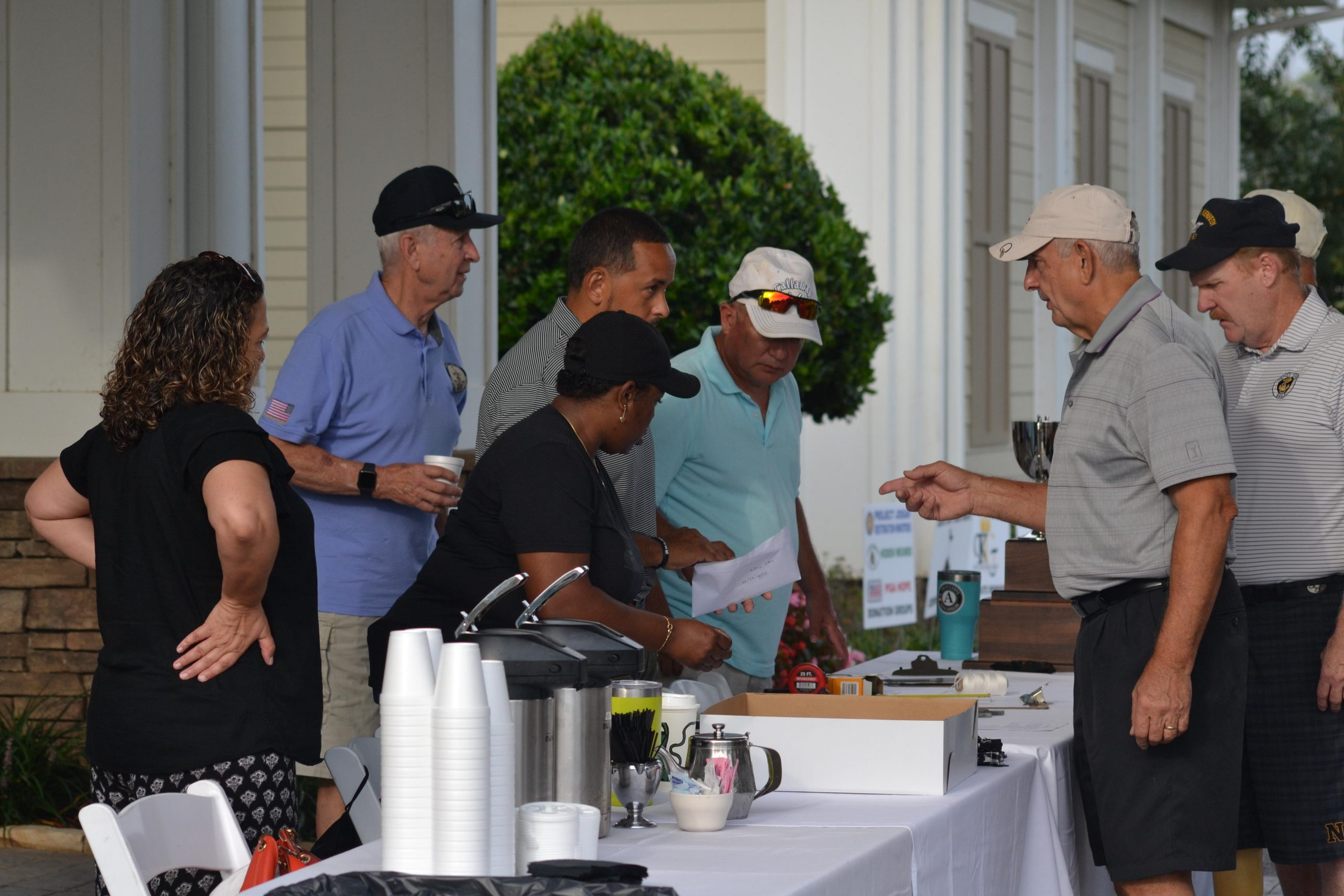 King Fore A Day Charity Veteran's Golf Tournament
