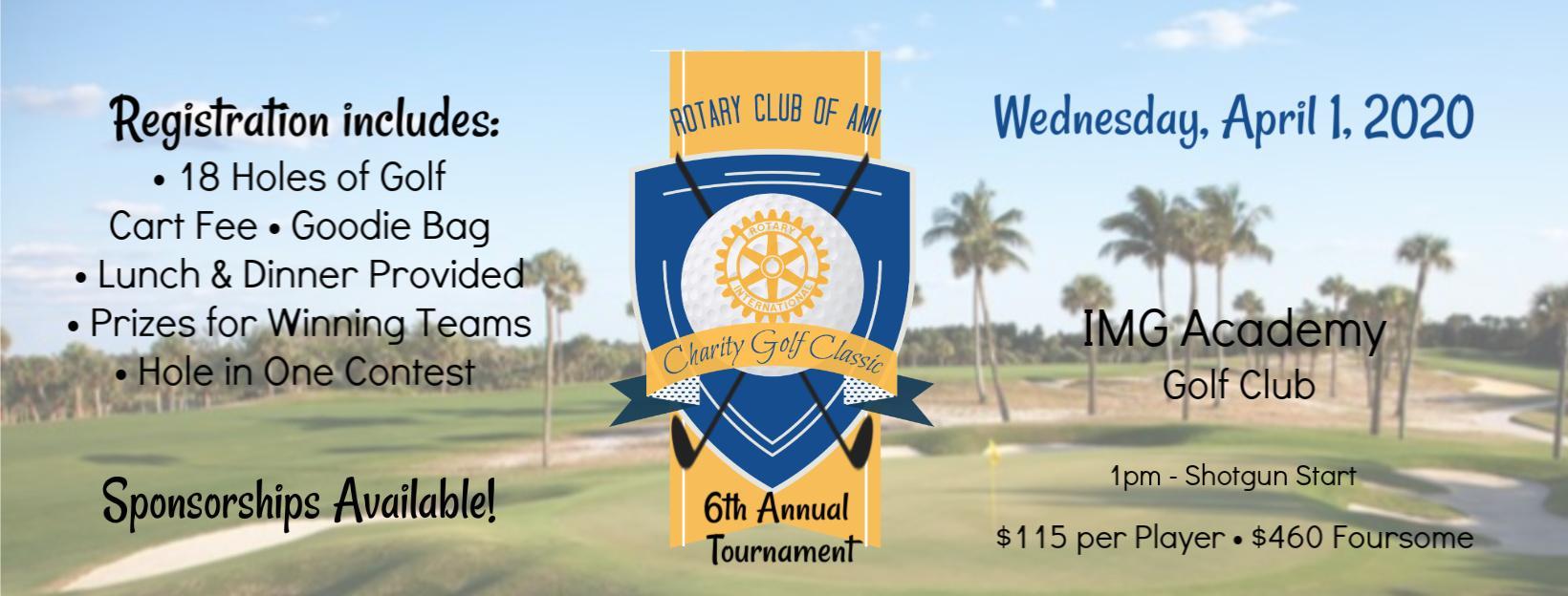 AMI Rotary Golf Tournament